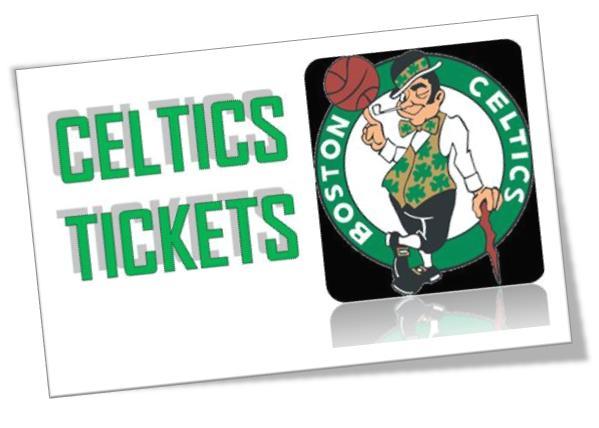 Image result for celtics tickets